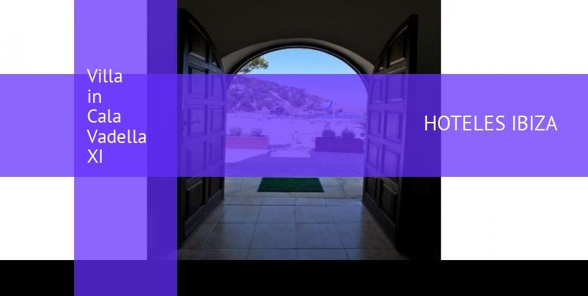 Villa in Cala Vadella XI baratos