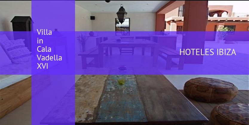 Villa in Cala Vadella XVI barato