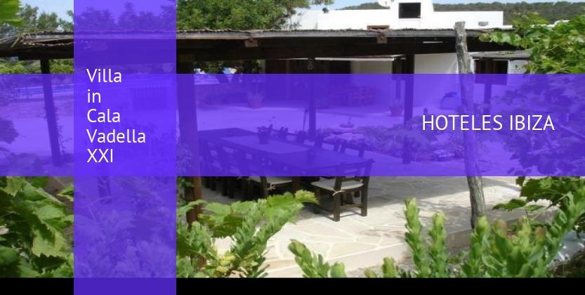 Villa in Cala Vadella XXI baratos
