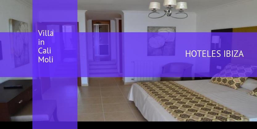 Villa in Cali Moli booking
