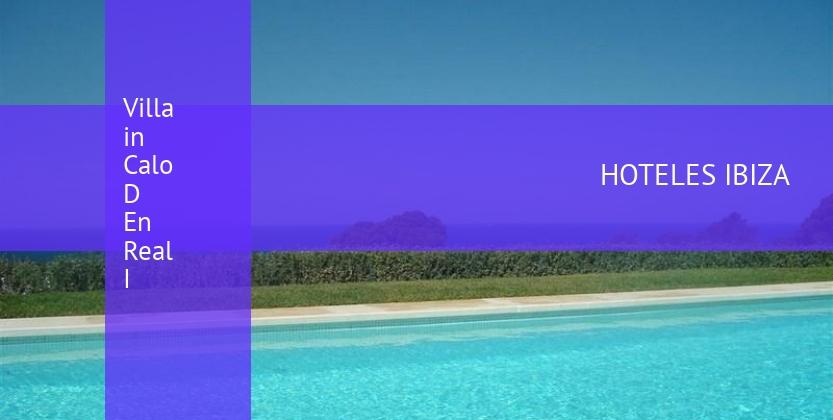 Villa in Calo D En Real I barato