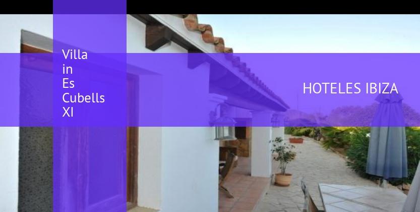 Villa in Es Cubells XI barato
