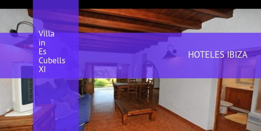 Villa in Es Cubells XI baratos