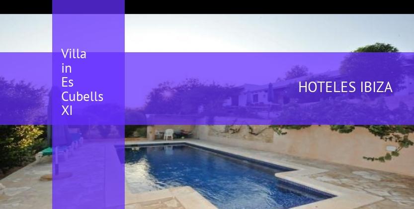 Villa Villa in Es Cubells XI