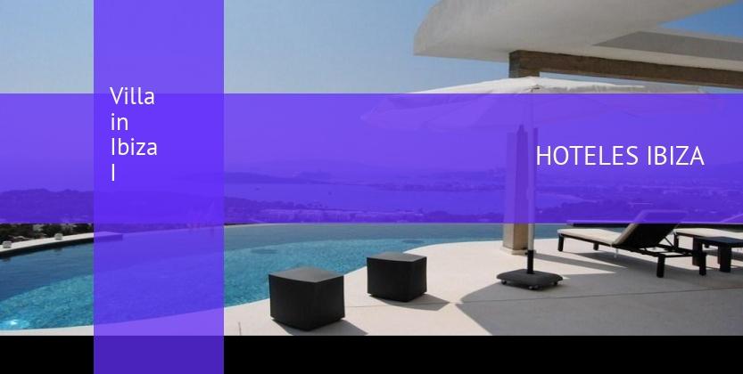 Villa in Ibiza I barato