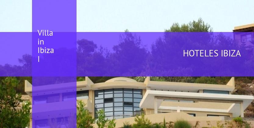 Villa in Ibiza I baratos