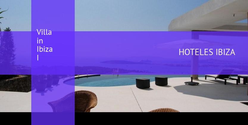 Villa in Ibiza I reverva