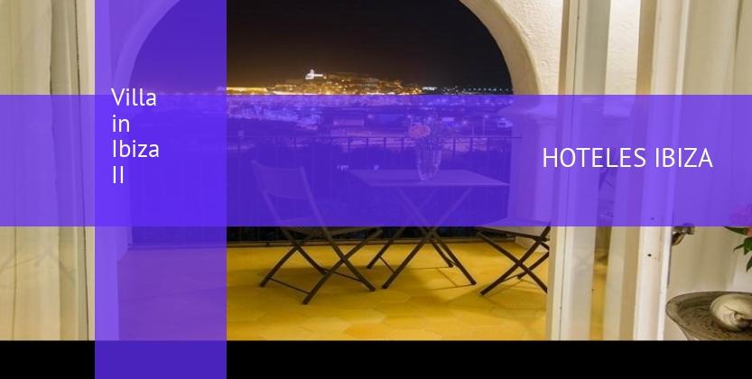 Villa in Ibiza II barato