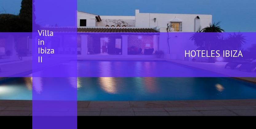 Villa Villa in Ibiza II