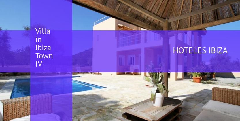 Villa in Ibiza Town IV reverva