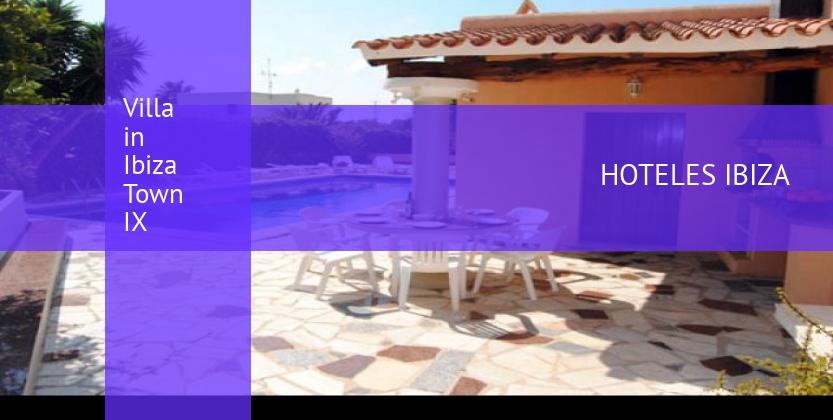 Villa in Ibiza Town IX barato