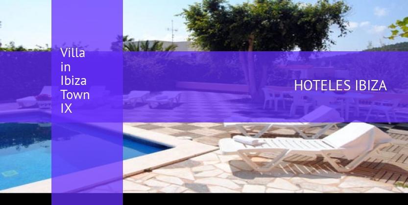 Villa in Ibiza Town IX baratos