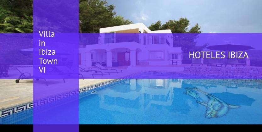 Villa in Ibiza Town VI barato