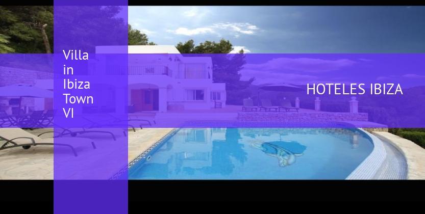 Villa Villa in Ibiza Town VI