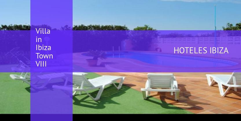 Villa in Ibiza Town VIII opiniones