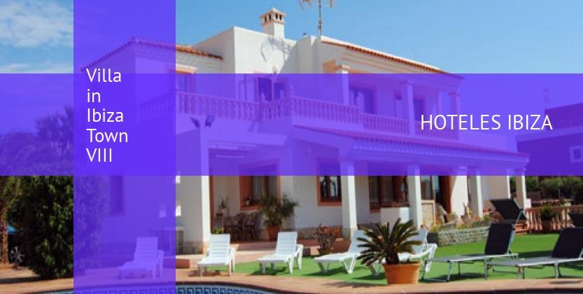 Villa Villa in Ibiza Town VIII