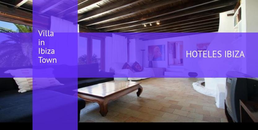 Villa in Ibiza Town barato