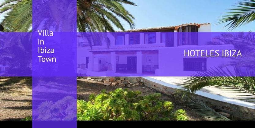 Villa in Ibiza Town baratos