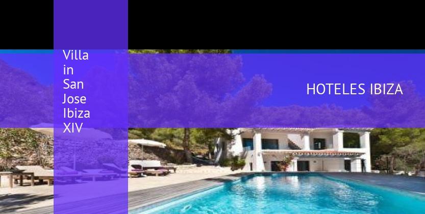 Villa Villa in San Jose Ibiza XIV