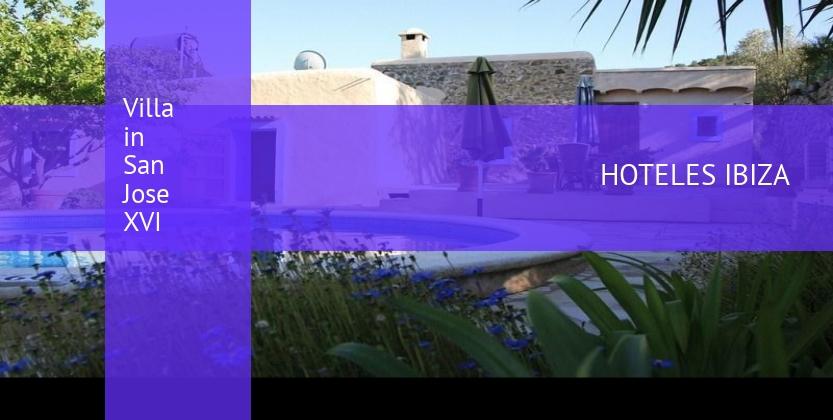 Villa in San Jose XVI barato