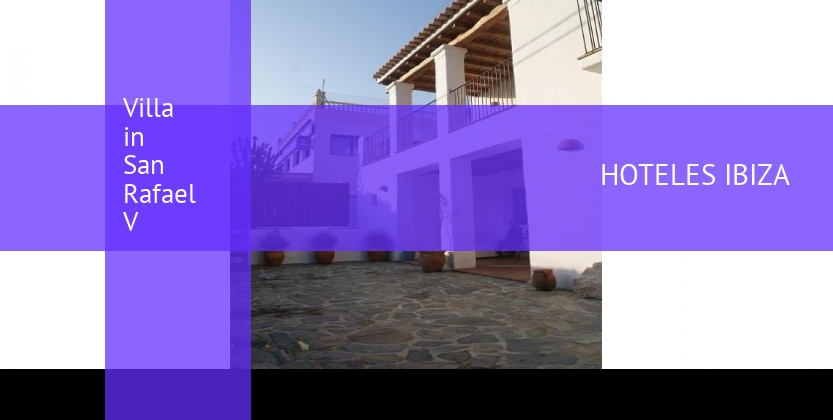 Villa in San Rafael V opiniones