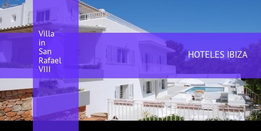 Villa in San Rafael VIII opiniones