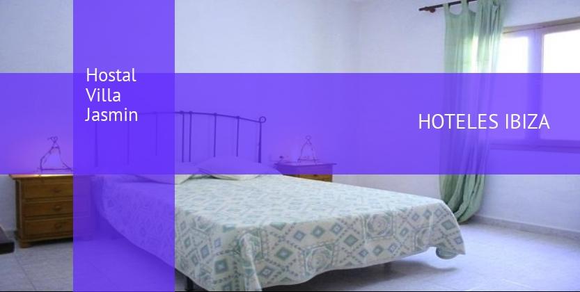 Hostal Villa Jasmin reverva