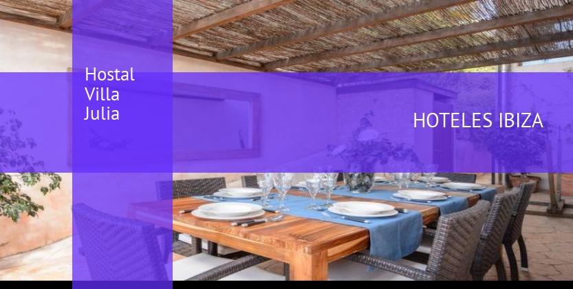 Hostal Villa Julia barato