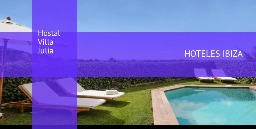 Hostal Villa Julia baratos