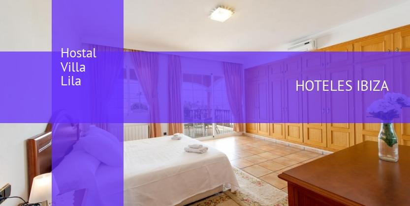 Hostal Villa Lila barato