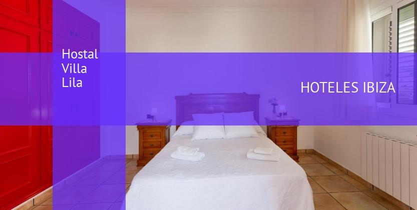 Hostal Villa Lila reservas