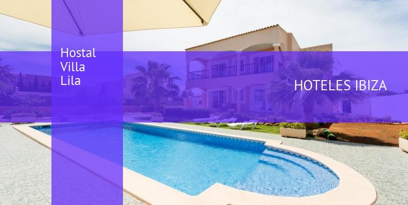 Hostal Villa Lila reverva