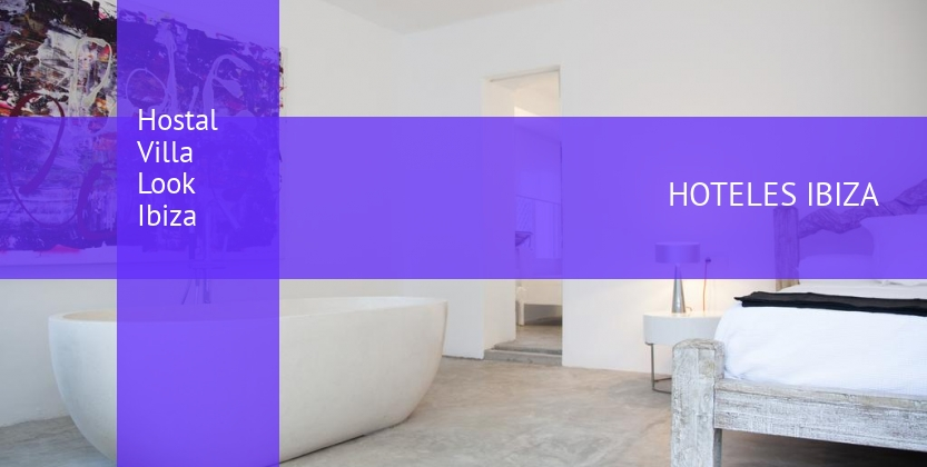 Hostal Villa Look Ibiza booking