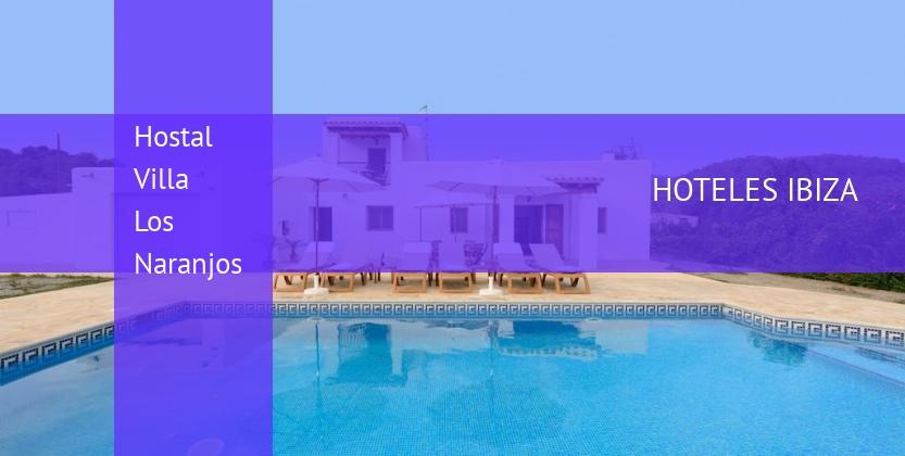Hostal Villa Los Naranjos reservas