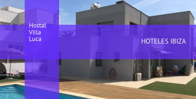 Hostal Villa Luca