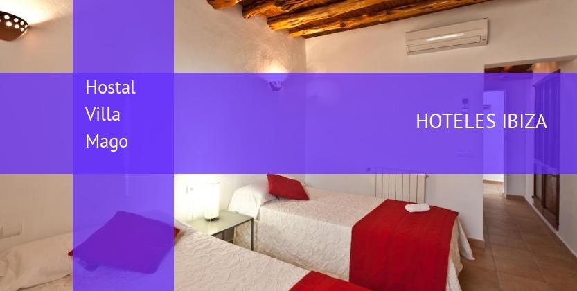 Hostal Villa Mago barato