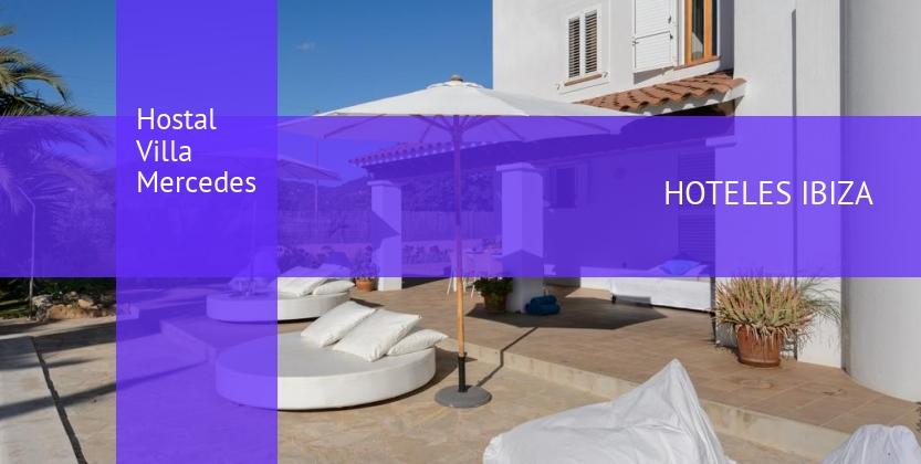 Hostal Villa Mercedes barato