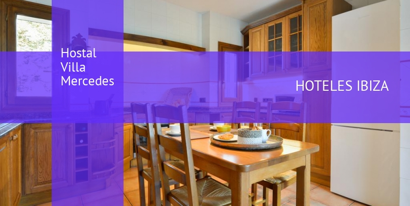 Hostal Villa Mercedes booking