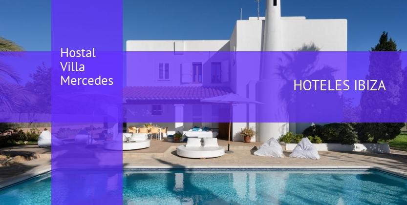 Hostal Villa Mercedes reservas