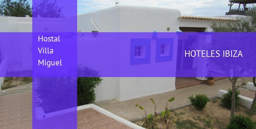 Hostal Villa Miguel barato