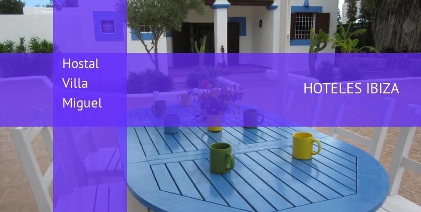 Hostal Villa Miguel baratos