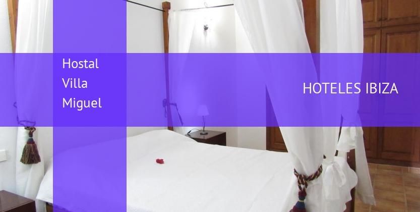 Hostal Villa Miguel booking