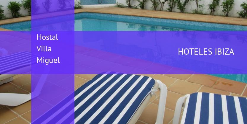 Hostal Villa Miguel opiniones