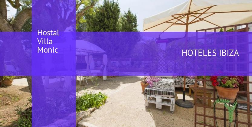 Hostal Villa Monic reservas