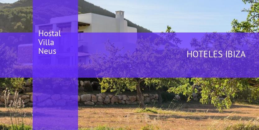 Hostal Villa Neus reservas