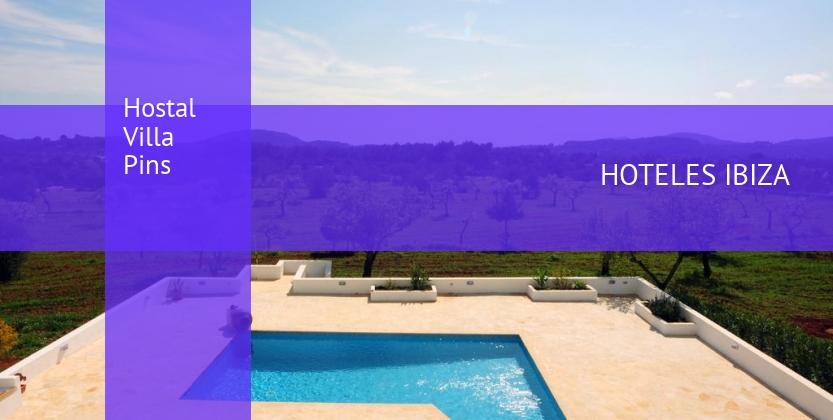Hostal Villa Pins reservas