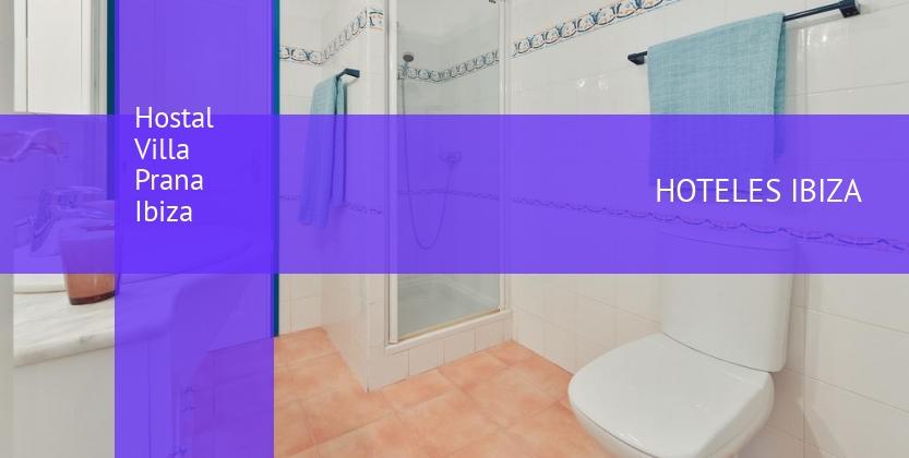 Hostal Villa Prana Ibiza barato
