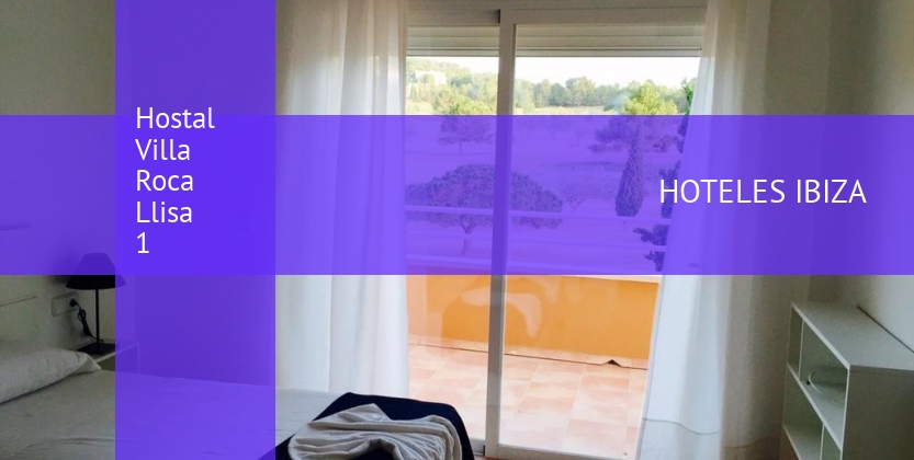 Hostal Villa Roca Llisa 1 barato