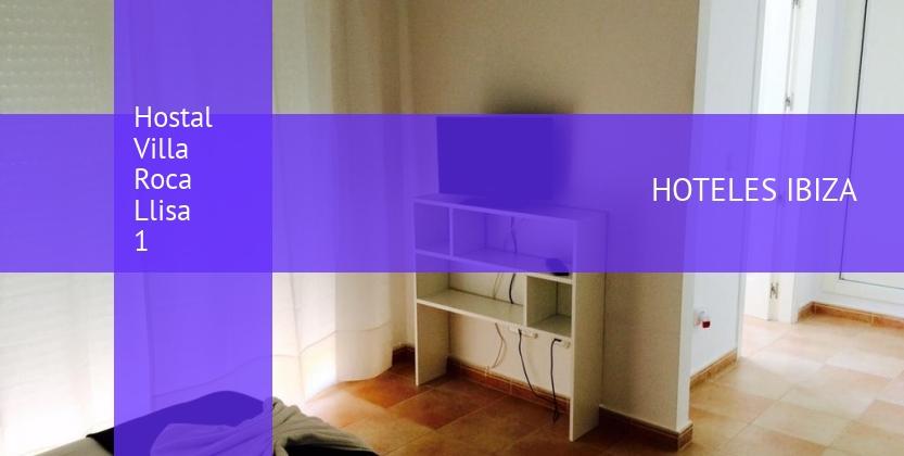 Hostal Villa Roca Llisa 1 reservas