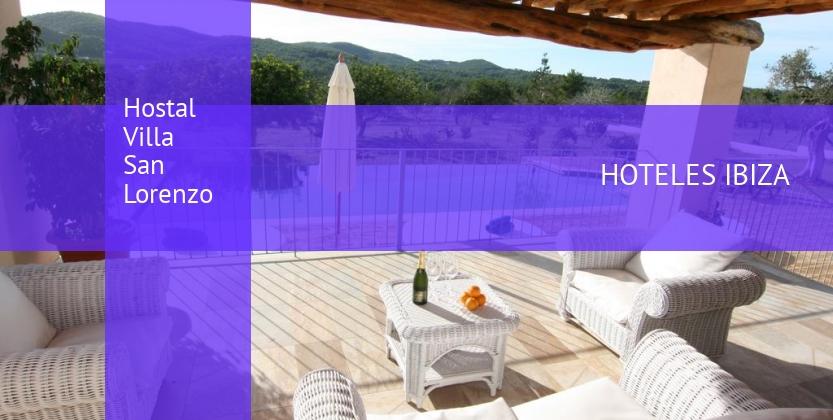 Hostal Villa San Lorenzo baratos
